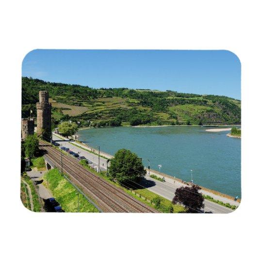 Oberwesel am Rhein Magnet