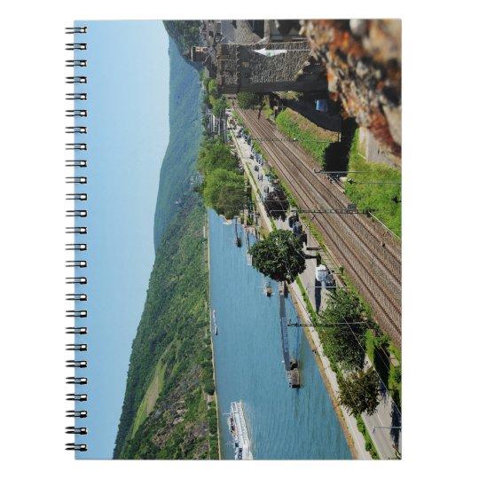 Oberwesel am Rhein Notizblock