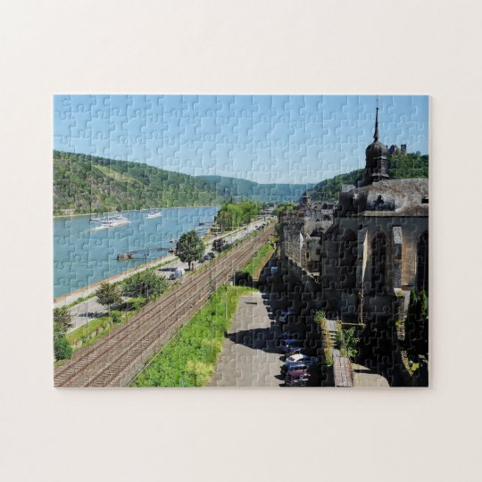 Oberwesel am Rhein Puzzle