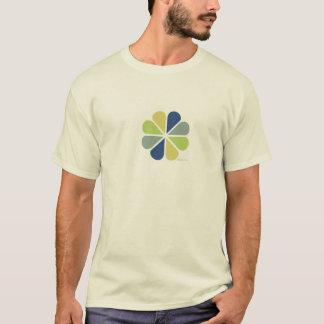 Objectify Farbsegment-T - Shirt