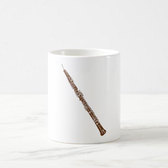 Oboe Kaffeetasse