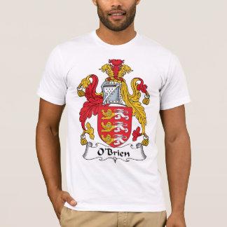 O'Brien-Familienwappen T-Shirt