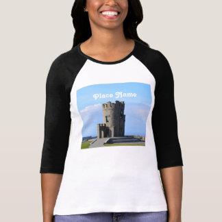 O'Briens Turm auf den Klippen von Moher T-Shirt