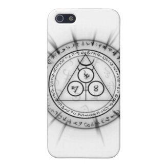 Obskure mystische Formen iPhone 5 Case