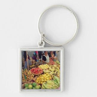 Obst- und Gemüse Stall Schlüsselband