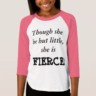 Obwohl sie ist aber wenig… Kinderraglan-Shirt T-Shirt
