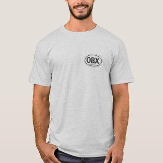 OBX Piratenflagge-Mischmaschine T-Shirt