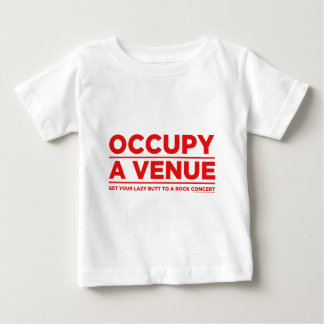 Occupy Wall Street Baby T-shirt