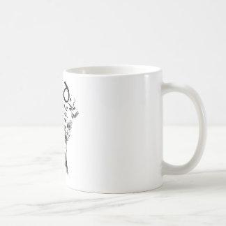 OCD besessene Chihuahua Kaffeetasse