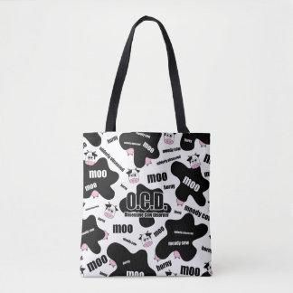 OCD - Besessene Kuh-Störung Tasche