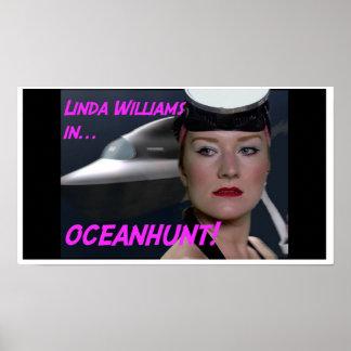 Oceanhunt Plakat