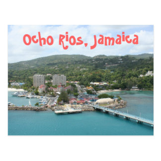 Ocho Rios, Jamaika-Postkarte Postkarte