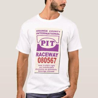 OCIR orange Landkreis-internationales Kanal GRUBE T-Shirt