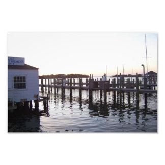 Ocracoke Insel Photodrucke