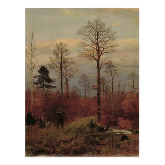 Oculi, 1894 postkarte
