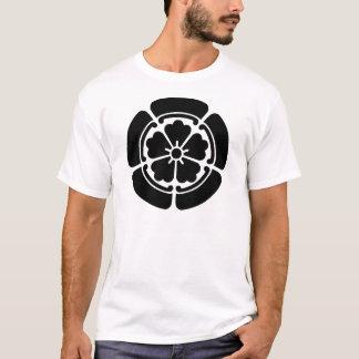 Oda-Samurai-Clan-Wappen T-Shirt