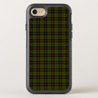 Odee Armeegrün mit orange und schwarzem Streifen OtterBox Symmetry iPhone 8/7 Hülle