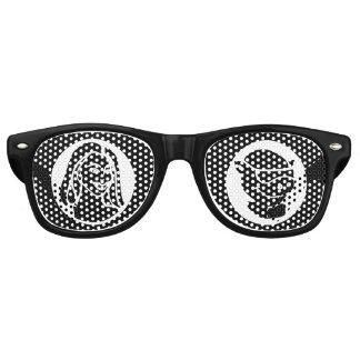 oder Flieger-Partysonnenbrillen (8 Farben) Sonnenbrille