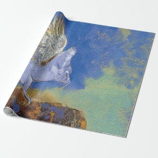 Odilon Redon Pegasus - griechische Geschenkpapier