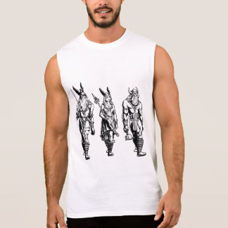 Odin, Freyja u. Thor Ärmelloses Shirt