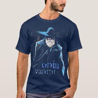 Odin Vafuth Odin das T-Stück des Wanderers T-Shirt
