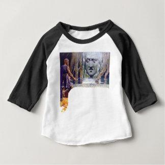 Odin vor Mimir Baby T-shirt