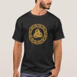Odins Horn - Keltischer Endlos Knoten T-Shirt