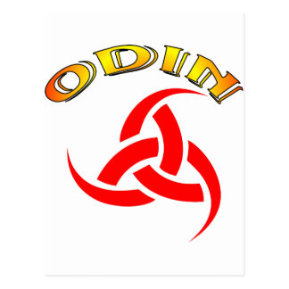 Odins Horn Postkarte