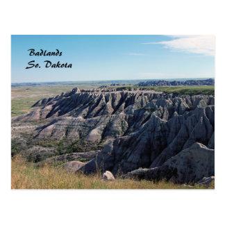 Ödländer, South Dakota Postkarte