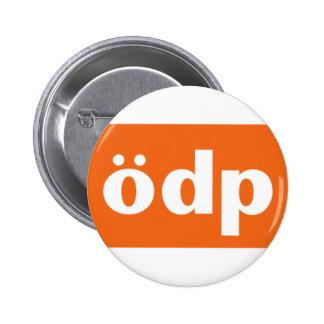 ODP Logo Runder Button 5,7 Cm