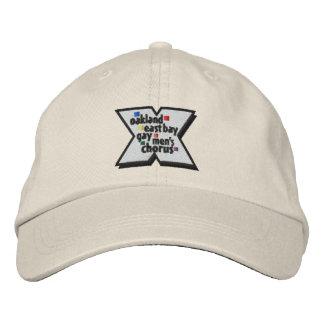 OEBGMC 10. Jahrestags-Kappe Bestickte Baseballkappe