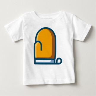 Ofen-Handschuh Baby T-shirt