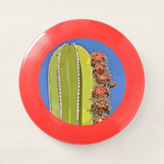 Ofen-Rohr-Birnen im Cartoon Wham-O Frisbee