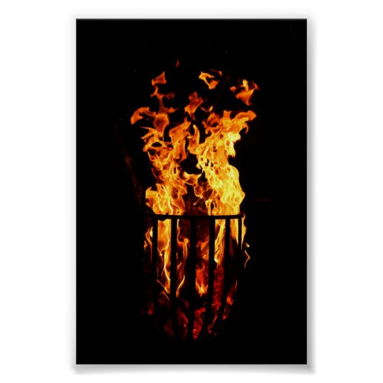 Ofenfeuer Poster