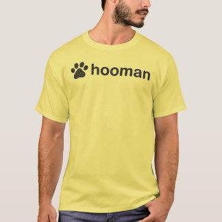 Offenbar Hooman Hundegespräch einfach T-Shirt