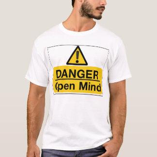 Offener Verstand T-Shirt