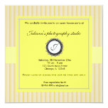 Offenes Haus-neues Geschäft Personalisierte Einladungskarte