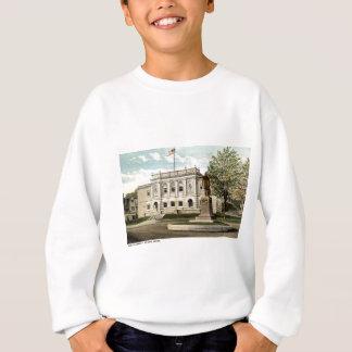 Öffentliche Bibliothek, Adams, Mass. 1917 Sweatshirt