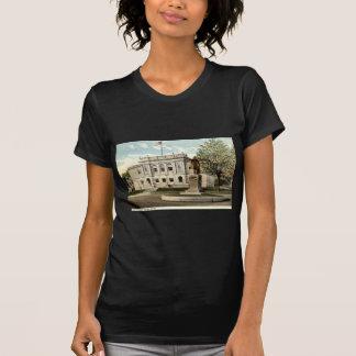 Öffentliche Bibliothek, Adams, Mass. 1917 T-Shirt
