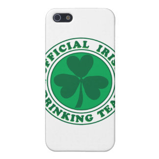 Official-Irish-Drinking-Team.2-png iPhone 5 Cover