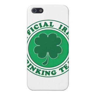Offiziell-Iris-Trinken-Team iPhone 5 Case