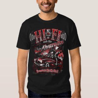 """Offizielle """"HI-FI u. die ROADBURNERS """" T-Shirts"""
