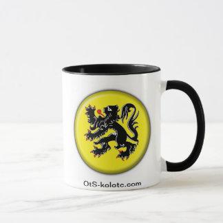 Offizielle OtS-kolotc.com-Kaffee-Tasse!!! Tasse