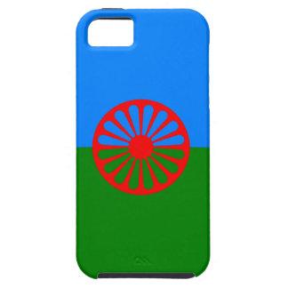 Offizielle Romany-Sinti und Romaflagge iPhone 5 Hülle
