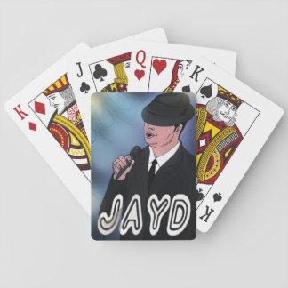 Offizielle Spielkarten durch JAYD