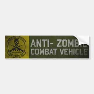 Offizieller 147. Zombie TF-Autoaufkleber