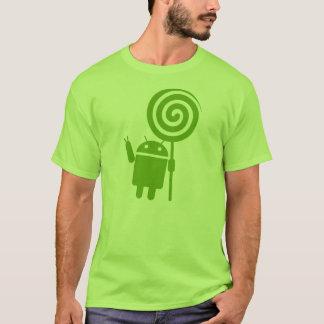 Offizieller androider Lutscher T-Shirt