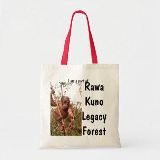 Offizieller Anhänger Rawa Kuno Vermächtnis-Wald Tragetasche