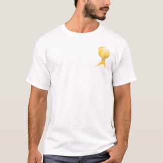 Offizieller ATLAS ZUCKTE den Film T (weiß) T-Shirt