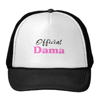 Offizieller Dama Trucker Mütze